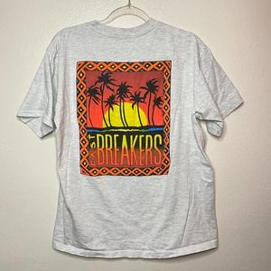 Vintage Single Stitch Fast Breakers Graphic Tee